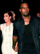 Kim Kardashian - Kim Kardashian and Kanye West - Kim Kardashian London - Marie Claire - Marie Claire UK