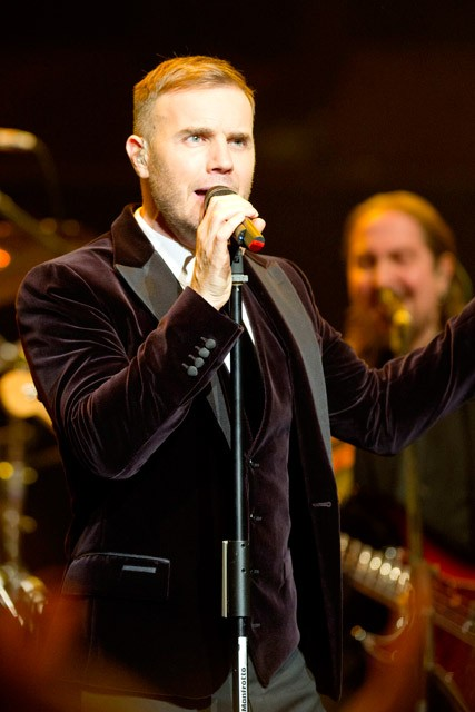Gary Barlow - Marie Claire - Marie Claire UK