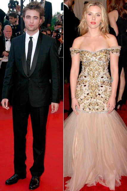 Robert Pattinson to star with Scarlett Johanson?