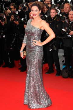 Kelly Brook at the Cannes Film Festival   2012