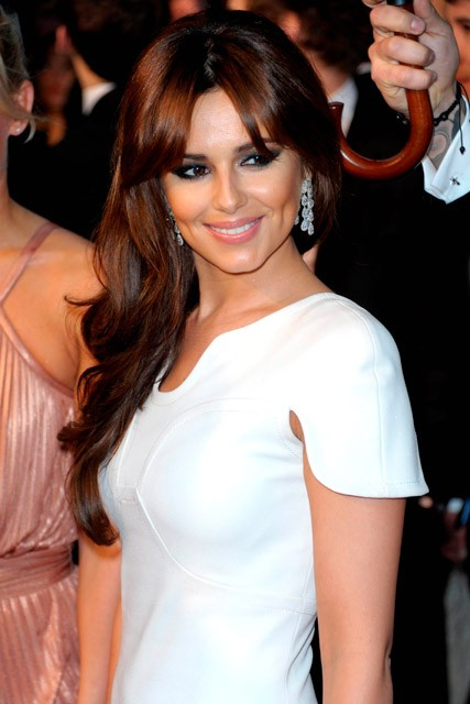 Cheryl Cole dashes back from Cannes for Kimberley Walsh