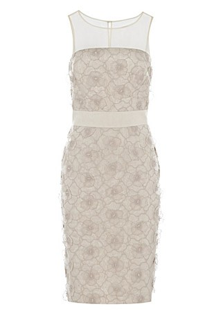 Reiss Forella floral organza dress, £250 - What to wear to the races