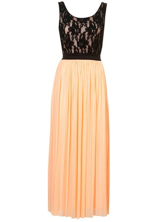 Topshop lace top maxi dress, &pound;44