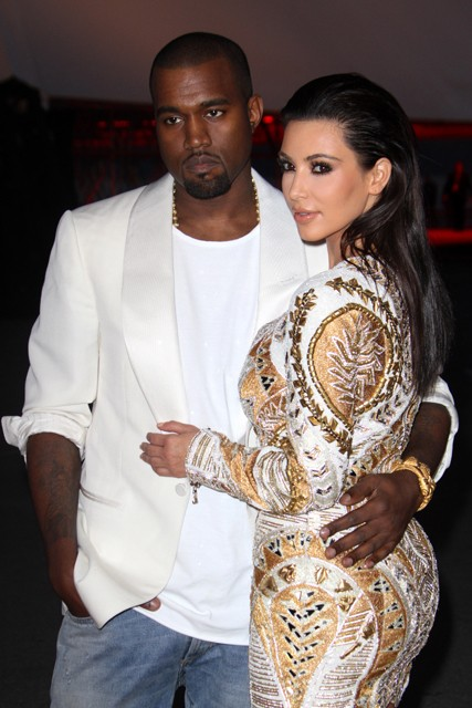 Kim Kardashian Kanye West Cannes