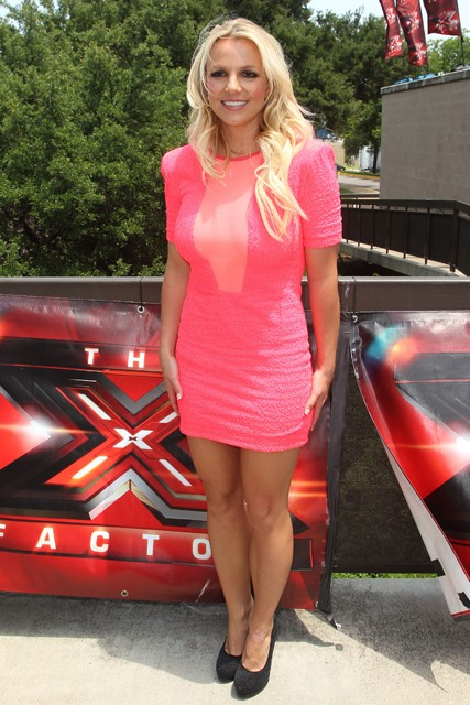Britney Spears X Factor USA