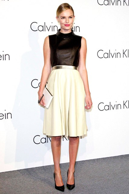 Kate Bosworth at Calvin Klein's Infinite Loop Party in Seoul, South Korea