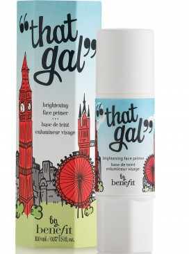 Benefit - That Gal - primer - beauty - make-up - limited edition - London 2012
