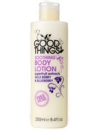Good Things Soothing Body Lotion