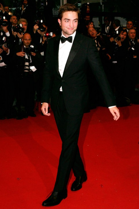 Robert Pattinson at the Cannes Film Festival 2012