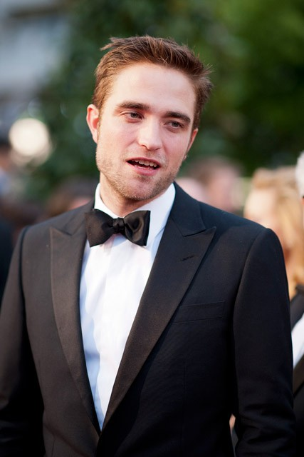 Robert Pattinson at Cannes Film Festival - Cosmopolis Premiere - Marie Claire - Marie Claire UK