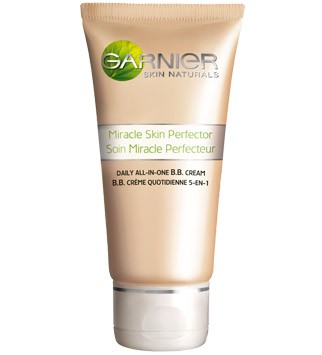 Garnier Miracle Skin Perfector Daily All-in-One BB Cream, £9.99