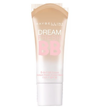 Maybelline Dream Fresh BB Cream, £7.99