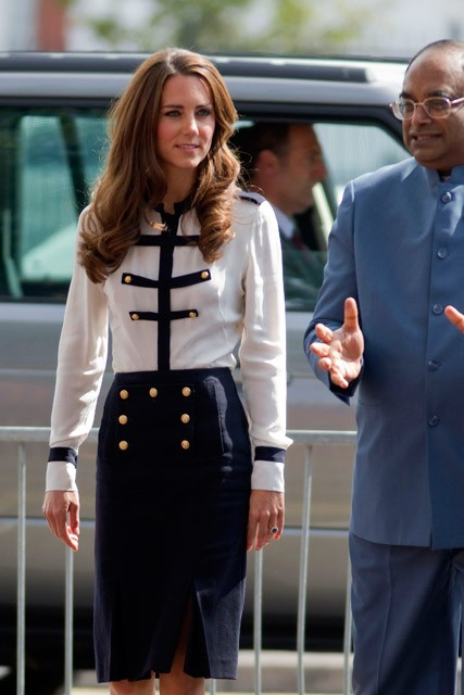 Kate Middleton - Duchess of Cambridge - British Designers - Marie Claire - Marie Claire UK