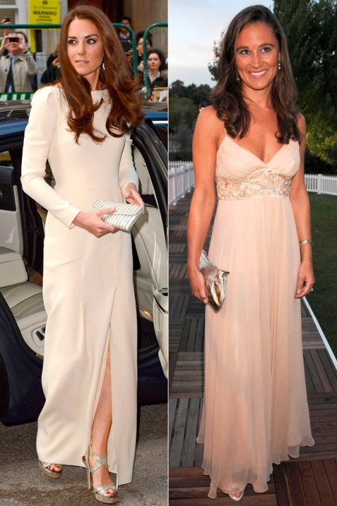 Kate Middleton Vs. Pippa Middleton
