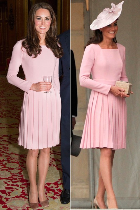 Kate Middleton style re-runs