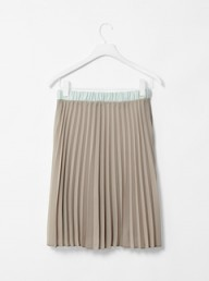 Cos colour block pleat skirt LP