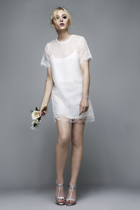 Richard Nicoll for Topshop bridal collection