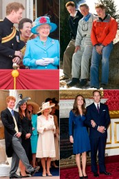 Royal Family Album - Marie Claire