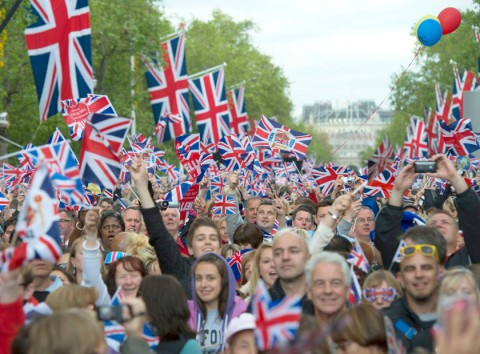 The Queen's Diamond Jubilee Celebrations
