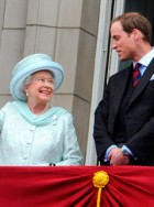 The Royal Family mark the end of the Diamond Jubilee