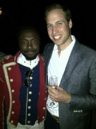 Will.i.Am & Prince William at the Diamond Jubilee Celebrations