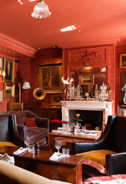 Zetter Townhouse - Top Ten Bars and Restaurants in London - Marie Claire - Marie Claire UK