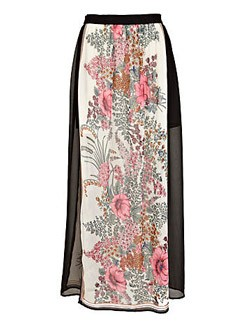 River Island Chelsea Girl maxi skirt