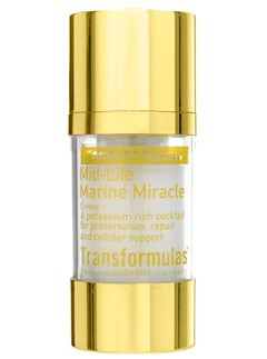 Transformulas Mid-Life Marine Miracle Creme - Marie Claire&#039;s Beauty Buy of the Day