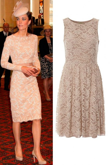 Kate Middleton's Jubilee dress copy sells out