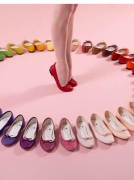 Repetto bespoke shoes