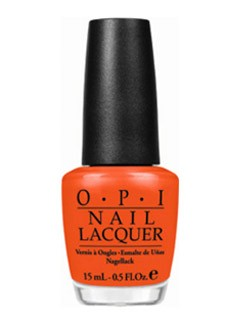 O.P.I Nail Lacquer in Call Me Gwen-Ever - Beauty Buy of the Day - Marie Claire