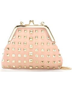 Zara mini messenger bag with studs - Fashion Buy of the Day