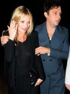 Kate Moss and Jamie Hince - Marie Claire - Marie Claire UK