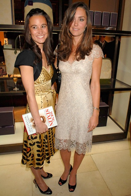 Kate Middleton to play matchmaker for Pippa Middleton