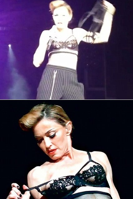 Madonna - MDMA World Tour - Marie Claire - Marie Claire UK