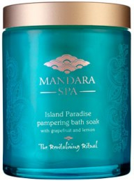Mandara Spa Island Paradise Bath Soak, Beauty Buy of the Day