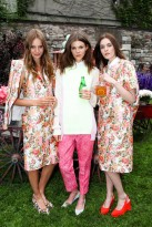 Stella McCartney pre-spring/summer 2013 collection launch party in New York