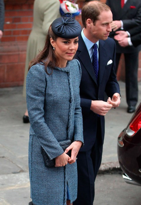 Duke and Duchess of Cambridge - Queen&#039;s Diamond Jubilee - Jubilee Visit to the Midlands - Marie Claire - Marie Claire UK