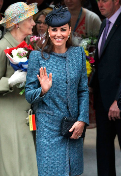 Duke and Duchess of Cambridge - Queen's Diamond Jubilee - Jubilee Visit to the Midlands - Marie Claire - Marie Claire UK