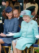 Duchess of Cambridge and the Queen - Kate Middleton - Marie Claire - Marie Claire UK