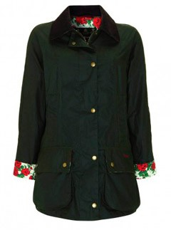 Barbour Flyweight Rose Beadnell, £219.95 - Fashion Buy of the Day - Marie Claire - Marie Claire UK
