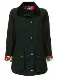 Barbour Flyweight Rose Beadnell, �219.95 - Fashion Buy of the Day - Marie Claire - Marie Claire UK
