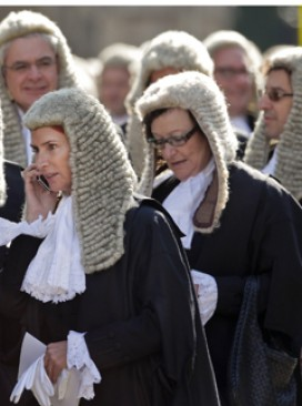 Female Judges