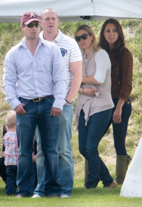 Duchess of Cambridge, Peter Phillips, Zara Phillips and Mike Tindall - Beaufort Polo - Kate Middleton and Prince William Pictures - Prince William and Kate Middleton Pictures - Duchess of Cambridge - Lupo - Marie Claire - Marie Claire UK