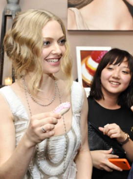 Amanda Seyfried for Cle de Peau Beaute