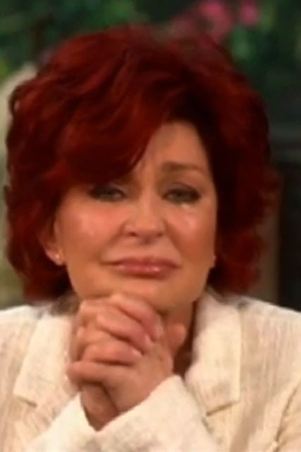 Sharon Osbourne on The Talk video Marie Claire Marie Claire uk