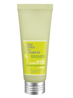 L&#039;Occitane Angelica Instant Hydratation Mask - Buy of the day - Marie Claire - Marie Claire UK