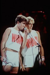 Wham! - George Michael - Marie Claire - Marie Claire UK
