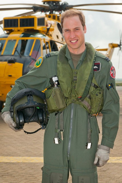 Prince William celebrates his 30th birthday