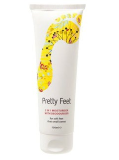 Pretty Feet Moisturiser - Beauty Buy of the Day - Marie Claire - Marie Claire UK